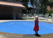 Splash Pad at De Anza Park - NOW OPEN